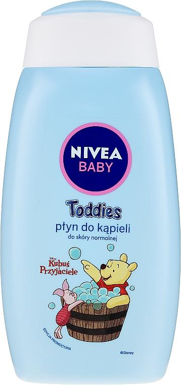 """Prostředek pro koupání pro normální pleť """" Winnie And Friends """" - Nivea Baby Toddies Winnie And Friends — foto N1"""