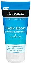 Parfémy, Parfumerie, kosmetika Krém na ruce - Neutrogena Hydro Boost Quenching Hand Gel Cream