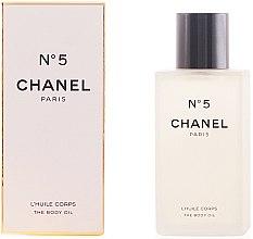 Parfémy, Parfumerie, kosmetika Chanel N5 - Tělový olej