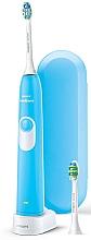 Parfémy, Parfumerie, kosmetika Elektrický zvukový zubní kartáček, modrý - PHILIPS Sonicare HX6212/87