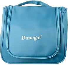 Parfémy, Parfumerie, kosmetika Kosmetická taška, modrá - Donegal Match-Up!