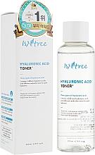 Parfémy, Parfumerie, kosmetika Hydratační toner s kyselinou hyaluronovou - IsNtree Hyaluronic Acid Toner