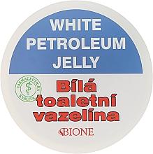 Parfémy, Parfumerie, kosmetika Bílá vazelína - Bione Cosmetics White Vaseline