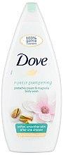 Parfémy, Parfumerie, kosmetika Sprchový gel - Dove Purely Pampering Pistachio Cream & Magnolia Shower Gel