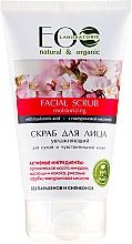 """Parfémy, Parfumerie, kosmetika Peeling na obličej """"Hydratační"""" - ECO Laboratorie Facial Scrub"""