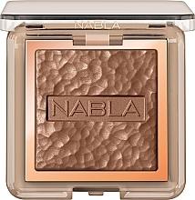 Parfémy, Parfumerie, kosmetika Bronzer na obličej - Nabla Miami Lights Collection Skin Bronzing