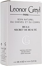 Parfémy, Parfumerie, kosmetika Olej na vlasy a tělo Tajemství krásy - Leonor Greyl Huile Secret de Beaute