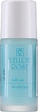 Parfémy, Parfumerie, kosmetika Pánský kuličkový deodorant - Yellow Rose Deodorant Blue Roll-On
