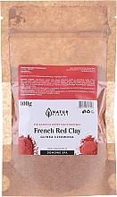Parfémy, Parfumerie, kosmetika Maska na obličej - Natur Planet French Red Clay
