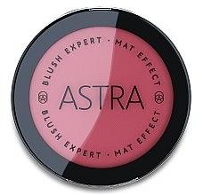 Parfémy, Parfumerie, kosmetika Tvářenka - Astra Make-Up Blush Expert Mat Effect