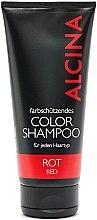 Parfémy, Parfumerie, kosmetika Tónovací šampon s pečujícím komplexem - Alcina Hair Care Color Shampoo