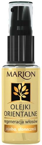 Obnovující olej na vlasy - Marion Regeneration Oriental Oil