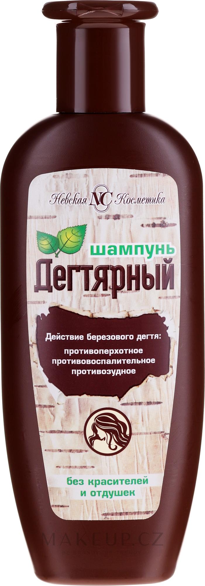 """Šampon na vlasy """"Dehtový"""" - Neva Cosmetics — foto 250 ml"""