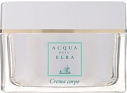 Parfémy, Parfumerie, kosmetika Acqua dell Elba Arcipelago Women - Tělový krém