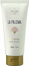 Parfémy, Parfumerie, kosmetika Tělový olej - Scottish Fine Soaps La Paloma Body Butter