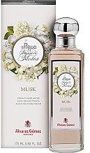 Parfémy, Parfumerie, kosmetika Alvarez Gomez Agua Fresca de Flores Musk - Toaletní voda