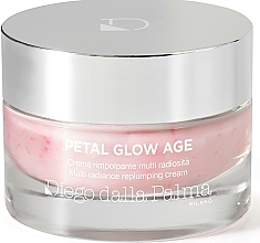 Parfémy, Parfumerie, kosmetika Anti age krém pro rozjasnění pleti - Diego Dalla Palma Petal Glow Age Multi Radiance Replumping Cream
