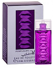 Parfémy, Parfumerie, kosmetika Salvador Dali Purplelips - Toaletní toaleta (mini)