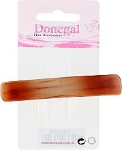 Parfémy, Parfumerie, kosmetika Automatická spona do vlasů, hnědá - Donegal Automatic Hair Clip Barrette