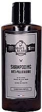 Parfémy, Parfumerie, kosmetika Šampon proti lupům - Man'S Beard Anti-Dandruff Shampoo Sulphate Free