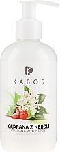 Parfémy, Parfumerie, kosmetika Balzám na tělo a ruce Guarana s neroli - Kabos Hand & Body Balm