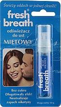 Parfémy, Parfumerie, kosmetika Osvěžovač dechu - Fresh Breath