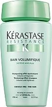Parfémy, Parfumerie, kosmetika Zpevňující šampon pro jemné vlasy - Kerastase Resistance Bain Volumifique Shampoo For Fine Hair