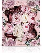 Parfémy, Parfumerie, kosmetika Sada mýdlových plátků - Baylis & Harding Boudoire Velvet Rose & Cashmere Soap Petal Set
