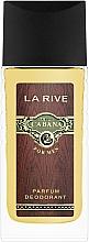 Parfémy, Parfumerie, kosmetika La Rive Cabana - Parfémový deodorant