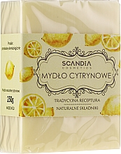 Parfémy, Parfumerie, kosmetika Mýdlo Citron - Scandia Cosmetics