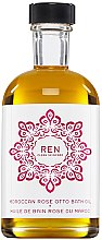 Parfémy, Parfumerie, kosmetika Koupelový olej - Ren Moroccan Rose Otto Bath Oil