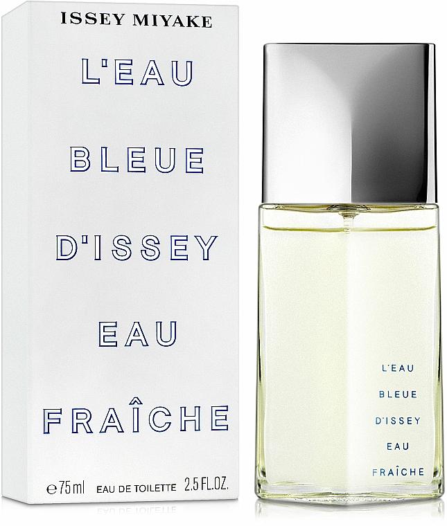Issey Miyake Leau Bleue DIssey Eau Fraiche - Toaletní voda — foto N2