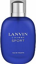 Parfémy, Parfumerie, kosmetika Lanvin L'Homme Sport - Toaletní voda