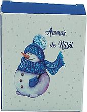 Parfémy, Parfumerie, kosmetika Mýdlo Violka v dárkové krabičce - Essencias de Portugal Snowman