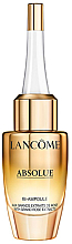 Parfémy, Parfumerie, kosmetika Koncentrované sérum anti-age s extraktem z růže - Lancome Absolue Repair Bi-Ampoule Concentrated