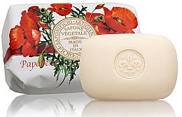 Parfémy, Parfumerie, kosmetika Prírodní mýdlo Mák - Saponificio Artigianale Fiorentino Poppy Soap