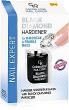 Parfémy, Parfumerie, kosmetika Lak na posílení nehtů - Golden Rose Nail Expert Black Diamond Hardener