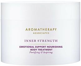 Parfémy, Parfumerie, kosmetika Vyživující tělový krém - Aromatherapy Associates Inner Strength Emotional Support Nourish Body Treatment