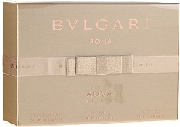 Parfémy, Parfumerie, kosmetika Bvlgari Aqva Divina - Sada (edt/40ml + b/lot/40ml + s/g/40ml)