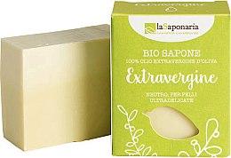 "Parfémy, Parfumerie, kosmetika Bio mýdlo ""Extravergine"" - La Saponaria Bio Sapone"