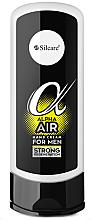 Parfémy, Parfumerie, kosmetika Pánský krém na ruce - Silcare Alpha Hand Cream For Men Air