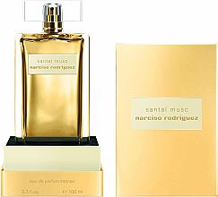 Parfémy, Parfumerie, kosmetika Narciso Rodriguez Santal Musc Intense - Parfémovaná voda