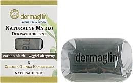Parfémy, Parfumerie, kosmetika Dermatologické přírodní mýdlo - Dermaglin Natural Detox