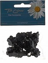 Parfémy, Parfumerie, kosmetika Skřipce do vlasů 25327 černé - Top Choice