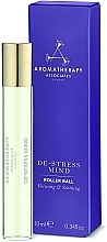 Parfémy, Parfumerie, kosmetika De-Stress roller ball - Aromatherapy Associates De-Stress Mind Roller Ball