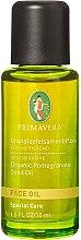 Parfémy, Parfumerie, kosmetika Organický granátový olej - Primavera Organic Pomegranate Seed Face Oil