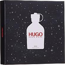 Parfémy, Parfumerie, kosmetika Hugo Boss Hugo Man - Sada (edt/75ml + deo/75ml)