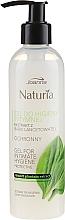 Parfémy, Parfumerie, kosmetika Intimní gel s extraktem z jitrocele - Joanna Naturia Intimate Hygiene Gel