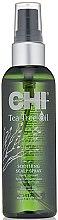 Parfémy, Parfumerie, kosmetika Zklidňující sprej s olejem čajového dřeva - CHI Tea Tree Oil Soothing Scalp Spray