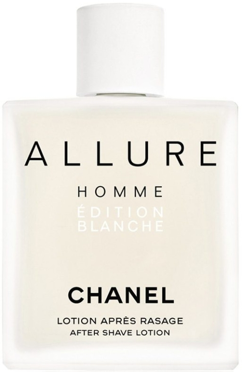 Chanel Allure Homme Edition Blanche - Mléko po holení  — foto N1